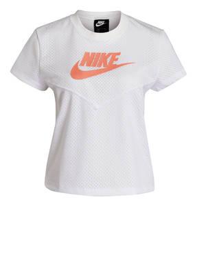 Nike T-Shirt HERITAGE MESH