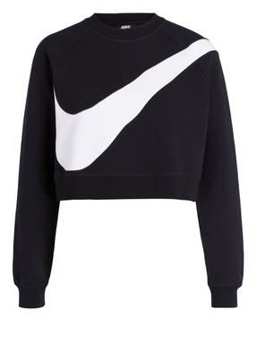 Nike Cropped-Sweatshirt SWOOSH