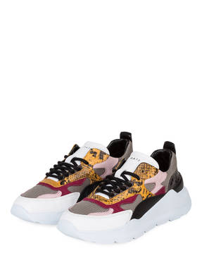 D.A.T.E. Sneaker FUGA PYTHON