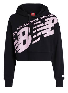 new balance Cropped-Hoodie ATHLETICS