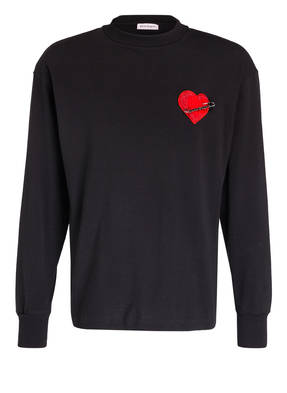 Palm Angels Langarmshirt PIN MY HEART