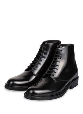 SAINT LAURENT Schnürboots ARMY