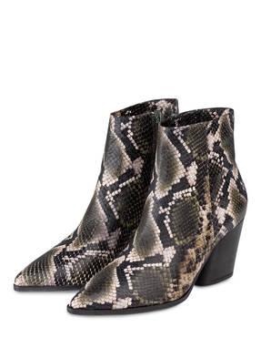 KENNEL & SCHMENGER Cowboy Boots AMBER