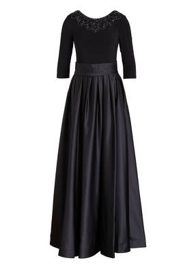 unique Abendkleid mit Stola