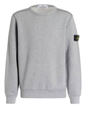 STONE ISLAND JUNIOR Sweatshirt mit Patch