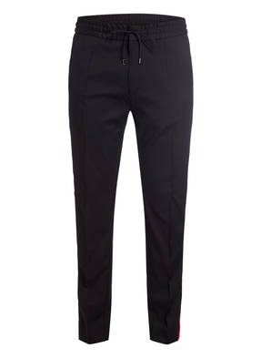HUGO Hose ZANDER Tapered Fit mit Galonstreifen