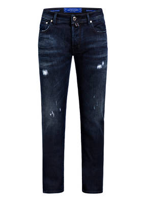 JACOB COHEN Destroyed Jeans J688 Slim Fit