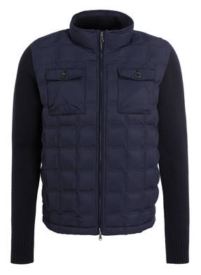 HACKETT LONDON Hybrid-Steppjacke
