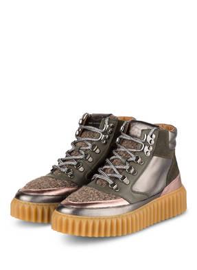VOILE BLANCHE Hightop-Sneaker EVA