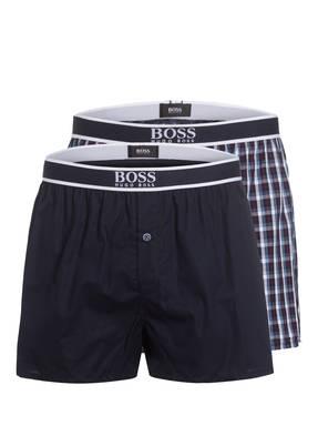 BOSS 2er-Pack Boxershorts