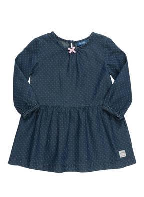 Sanetta KIDSWEAR Jeanskleid