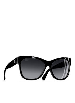 CHANEL Eckige Sonnenbrille CH5380