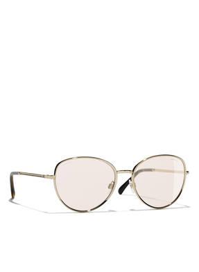 CHANEL Sunglasses Runde Sonnenbrille CH2182S