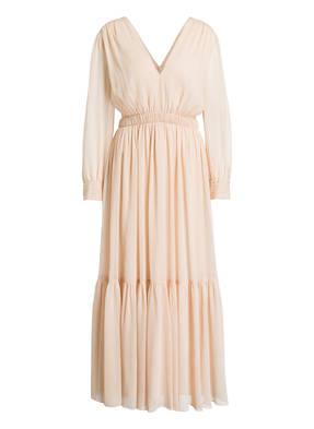 sandro Kleid mit Glitzergarn
