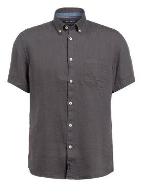 Marc O'Polo Halbarm-Hemd Regular Fit aus Leinen