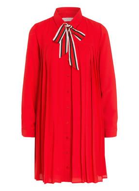 CLAUDIE PIERLOT Plissee-Kleid LAVALLIÈRE