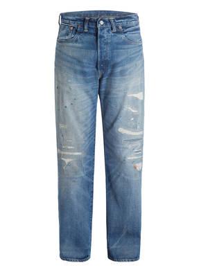 RRL Destroyed Jeans Slim Fit