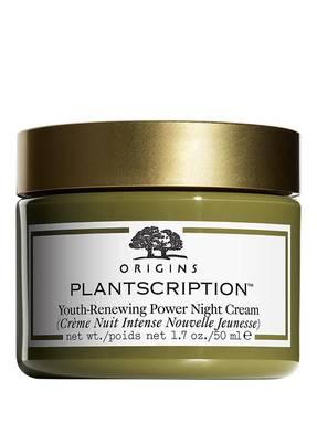 ORIGINS PLANTSCRIPTION