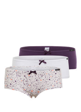 Skiny 3er-Pack Panties