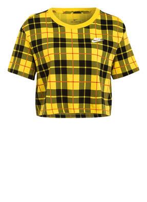Nike Cropped-Shirt
