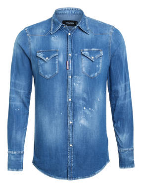 DSQUARED2 Jeanshemd