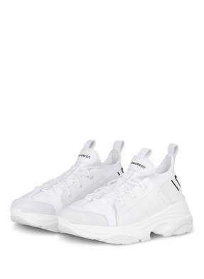 DSQUARED2 Plateau-Sneaker ICON