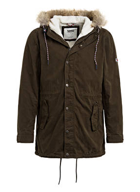 TOMMY JEANS 2-in-1-Parka