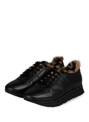 uk availability no sale tax delicate colors Sneakermit Lammfellfutter
