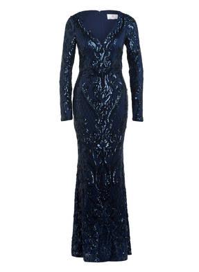 FOREVER UNIQUE Kleid mit Paillettenbesatz