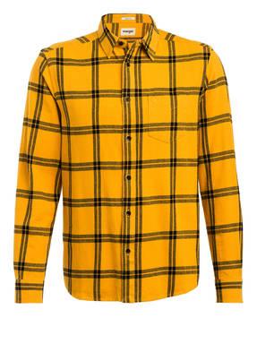 Wrangler Flanellhemd Regular Fit