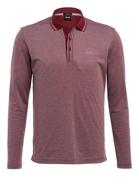 BOSS Piqué-Poloshirt PLISY Regular Fit