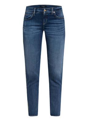 CAMBIO Jeans TESS mit Galonstreifen