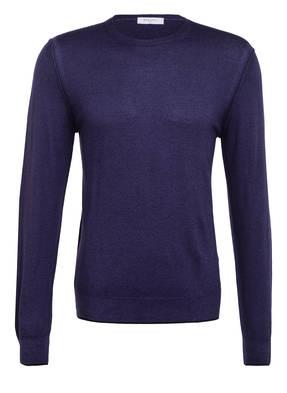 BOGLIOLI Pullover aus reiner Schurwolle