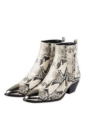 SCHUTZ Cowboy Boots LUCCYEN