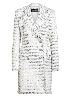 BALMAIN Tweed-Mantel