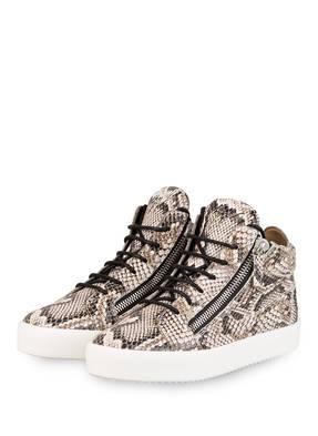 GIUSEPPE ZANOTTI DESIGN Hightop-Sneaker KRISS PYTHON