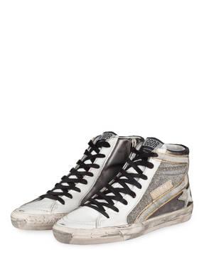 GOLDEN GOOSE DELUXE BRAND Sneaker MID STAR