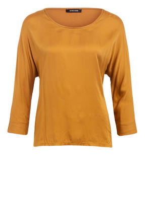 MORE & MORE Shirt im Materialmix