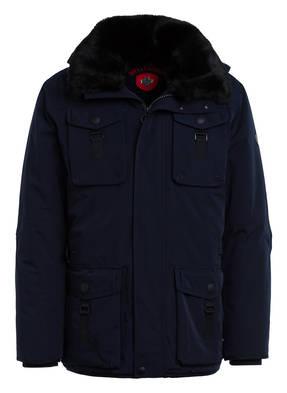 100% top quality first look pre order Fieldjacket LEUCHTCRAFTmit Kunstpelzbesatz