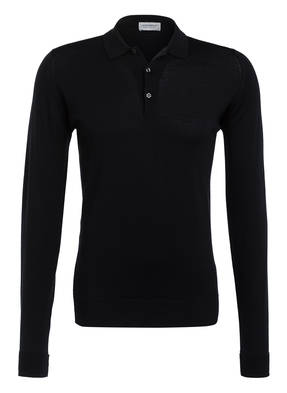 JOHN SMEDLEY Pullover mit Polokragen COTSWOLD