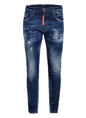 DSQUARED2 Destroyed-Jeans Extra Slim Fit