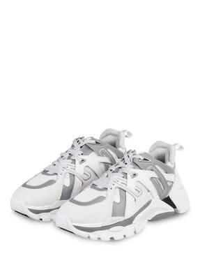 ash Plateau-Sneaker FLASH