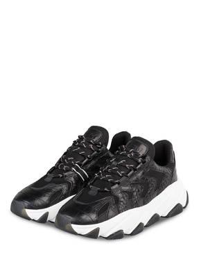 ash Plateau-Sneaker EXTREME