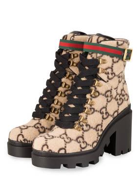 GUCCI Plateau-Boots