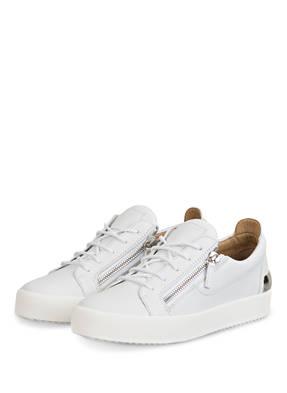 GIUSEPPE ZANOTTI DESIGN Sneaker FRANKIE STEEL