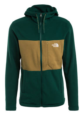 THE NORTH FACE Fleece-Hoodie BLOCKED TKA