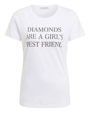 QUANTUM COURAGE T-Shirt BEST FRIEND