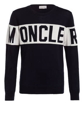 MONCLER Schurwoll-Pullover