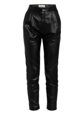 SAINT LAURENT 7/8-Lederhose