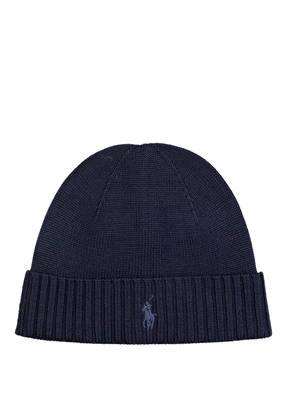 POLO RALPH LAUREN Mütze aus Merinowolle